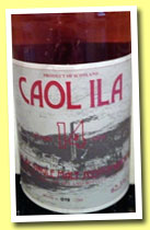 Caol Ila 14 yo 1974 (62.3%, Intertrade, 294 bottles, +/-1988)