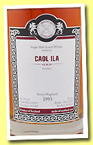 Caol Ila 1990/2012 (55.6%, Malts of Scotland, bourbon hogshead, cask #MoS 12042)