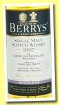 Clynelish 1997/2012 (54.8%, Berry Bros & Rudd, cask #6473)