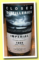 Imperial 17 yo 1995/2012 (55.1%, Part des Anges, Closed Distilleries, 276 bottles)