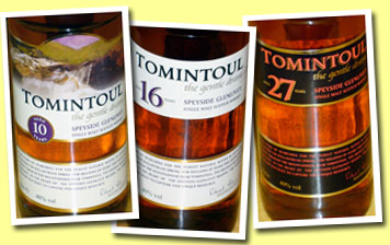 Tomintoul 10yo (40%, OB, Bottled +/- 2006)