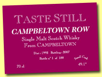 Campbeltown Row