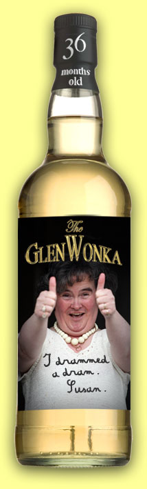 The Glen Wonka Susan Boyle Edition