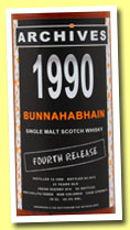 Bunnahabhain archives
