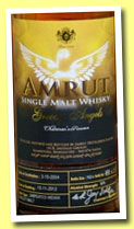 Amrut 2004/2012 'Greedy Angels' (50%, OB)