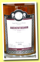 Auchentoshan 1991/2013 (52.3%, Malts of Scotland, bourbon barrel, cask #MoS 13016, 165 bottles)
