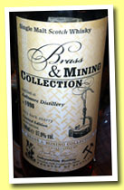 Aultmore 1990 (57.9%, Jack Wiebers, Brass & Mining Collection, +/-2013)