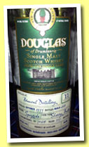 Braeval 11 yo 1999/2011 (46%, Douglas of Drumlanrig, sherry butt, cask #7064, 317 bottles)