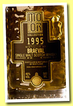 Braeval 15 yo 1995/2011 (46%, Mo Or Collection, bourbon hoghsead, cask #186018, 480 bottles)