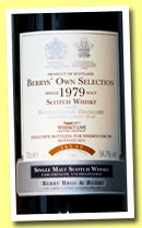 Bunnahabhain 1979/2011 (54.7%, Berry Bros & Rudd for whisky.com.tw, Whisky Live Taipei, cask #1794)