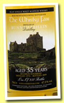 Bunnahabhain 35 yo 1974/2009 (47.3%, The Whisky Fair, bourbon hogshead, 250 bottles)