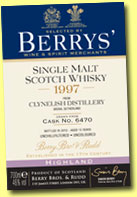 Clynelish 1997/2012 (46%, Berry Bros & Rudd, cask #6470)