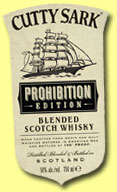 Cutty Sark 'Prohibition Edition' (50%, OB, blend, 2013)