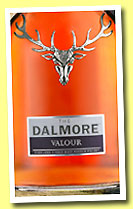 Dalmore 'Valour' (40%, OB, travel retail, 2013)