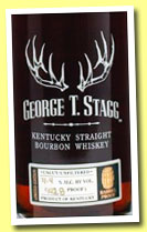 George T. Stagg (71.4%, OB, Buffalo Trace, Bourbon, bottled 2012)