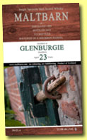 Glenburgie 23 yo 1989/2012 (52,6%, Maltbarn, bourbon barrel, 115 bottles)