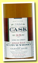 Glenburgie 1984/1994 (59.2%, Gordon & MacPhail, Cask series, casks #2255-2256-2260)