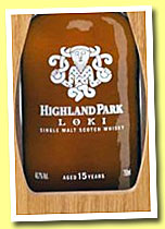 Highland Park 15 yo 'Loki' (48.7%, OB, Valhalla Collection, 2013)