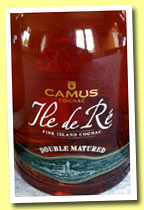 Camus 'Ile de Ré Double Matured' (40%, OB, Cognac, +/-2013)