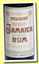 Jamaica Rum 'Special Reserve' (Levert & Schudel, Haarlem, Holland, early 20th century)