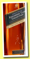 Johnnie Walker 'The Gold Route' (40%, OB, Explorers' Club Collection, blend, travel retail, 2013)