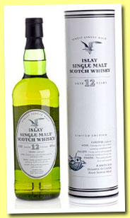 Islay 12 yo (40%, Marks & Spencer, +/-2012)