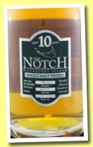 The Notch 10 yo (46%, OB, USA, single malt, +/-2013)