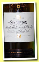 The Singleton of Glen Ord 12 yo (40%, OB, +/-2012)