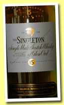 The Singleton of Glen Ord 15 yo (40%, OB, +/-2012)