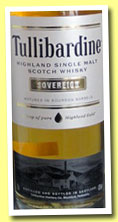 Tullibardine 'Sovereign' (43%, OB, +/-2013)