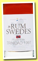 Caroni 1997/2013 (61.3%, The Rum Swedes, Trinidad, bourbon, 249 bottles)