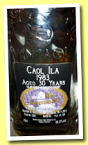 Caol Ila 30 yo 1983/2013 (48.9%, Signatory for 30th Anniversary Waldhaus am See, cask #8302, 250 bottles)