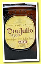 Don Julio 'Añejo' (38%, OB, tequila, +/-2013)