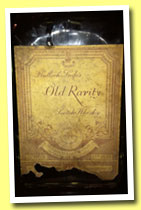 Old Rarity (75°proof, OB, Bulloch & Lade, +/-1945)
