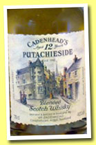 Putachieside 12 yo (40%, Cadenhead, Scotch blend, +/-2013)