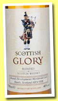 Scottish Glory (40%, OB, Duncan Taylor, Scotch blend, +/-2013)