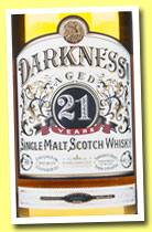 Ardbeg 21 yo (40.1%, Master of Malts, Darkness!, Pedro Ximenez finish, 50cl, 2014)