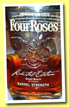 Four Roses 'Small Batch 2012' (55.7%, OB, Kentucky straight bourbon, 4062 bottles)
