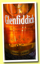 Glenfiddich 26 yo 'Excellence' (43%, OB, 2014)