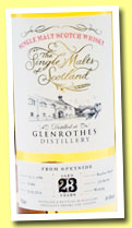 Glenrothes 23 yo 1990/2014 (49.4%, The Single Malts of Scotland, bourbon, cask #35484, 210 bottles)