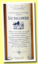 Inchgower 14 yo (43%, Flora and Fauna, +/-2012?)