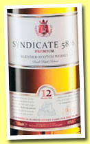 Syndicate 58/6 12 yo (40%, Syndicate, blend, +/-2012)