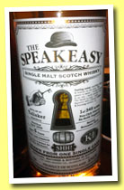 Talisker 5 yo 2008/2013 (58.2%, The Speakeasy, K&L Wine Merchants, USA, refill hogshead, 345 bottles)