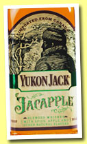 Yukon Jack Jacapple (40%, OB, flavoured whiskey, Canada, +/-2014)