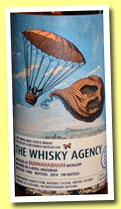 Bunnahabhain 24 yo 1990/2014 (48.3%, The Whisky Agency, refill hogshead, 190 bottles)