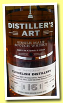 Clynelish 16 yo 1997/2014 (48%, Hunter Laing, Distiller's Art, refill hogshead, 242 bottles)