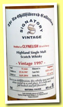 Clynelish 16 yo 1997/2014 (46%, Signatory Vintage, Un-Chillfiltered Collection, hogsheads, casks #12373+12374, 739 bottles)