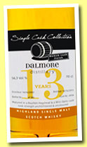 Dalmore 13 yo 2000/2013 (56.3%, Single Cask Collection, Willy Opitz Homok finish)