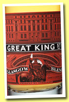 Great King Street 'Glasgow Blend' (43%, Compass Box, 2014)