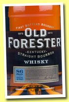 Old Forester (96 US proof, OB, Kentucky straight Bourbon, +/-2014)